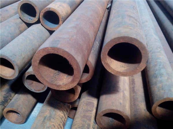 采用钢管厚度展示
