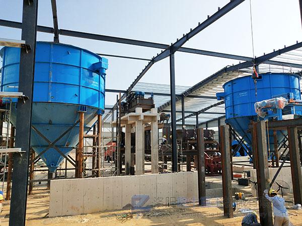 环保零排放技术助力矿山洗砂行业发展新方向