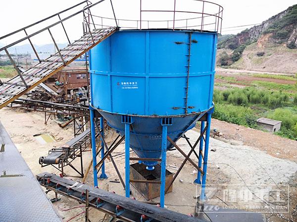 环保零排放系统解决洗砂、污泥脱水处理问题