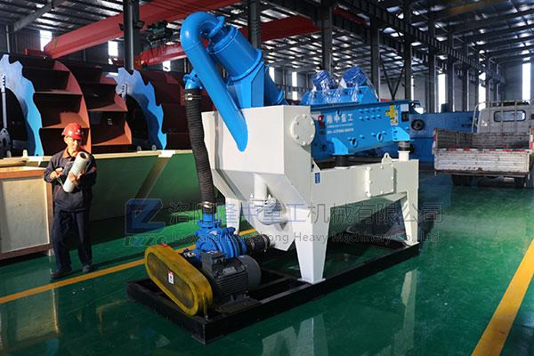 矿山制砂行业发展离不开细砂回收机设备