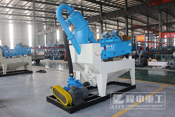 高产量、智能化大型细砂回收机设备市场报价详情