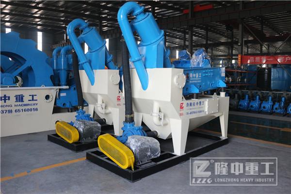 河卵石筛分设备,LZ新型细砂回收机强势来袭