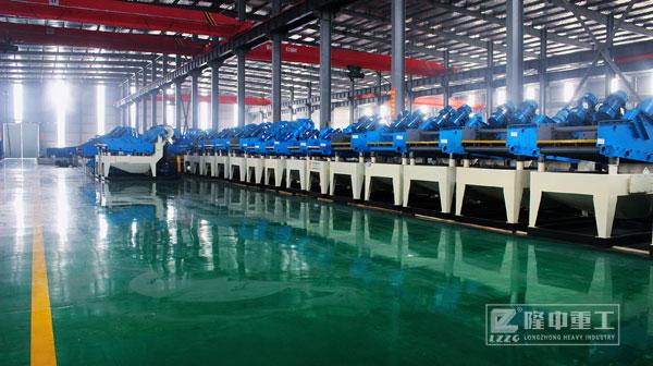 细砂回收设备型号、参数 河南专业细砂回收机厂家供应