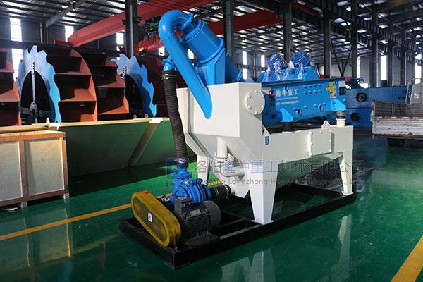 时产80-100新型细沙回收机设备 绿色环保价格低