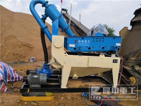 环保、智能细沙回收机,未来发展的大方向