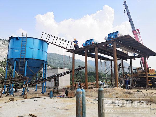矿山开采废弃泥水处理专用设备-污泥带式压滤机