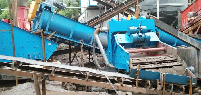 细沙回收机转场方便 环保生产