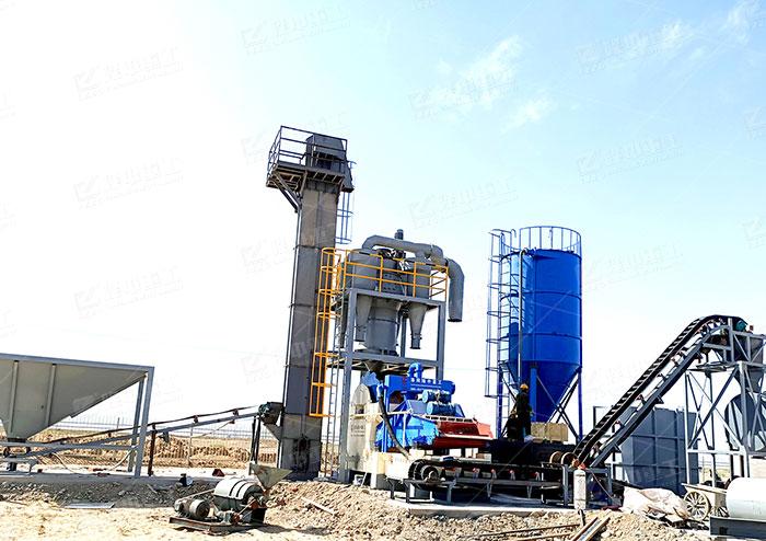 细沙回收机中旋流器的运用对设备功率起到重要的作用