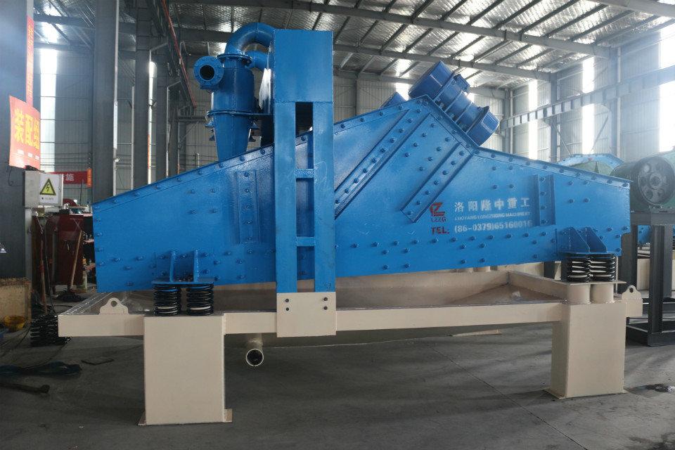 环保新型细沙回收机设备 助推矿山行业可持续发展