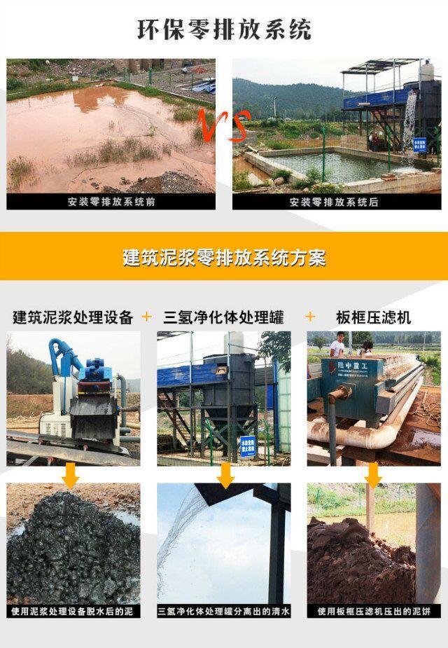 选矿废水处理工艺,选用零排放系统