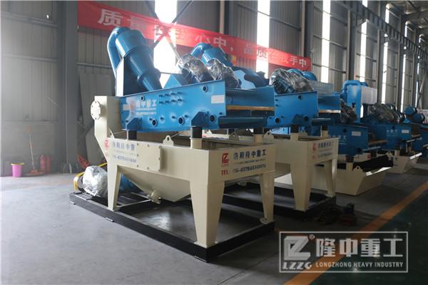 时回收100吨尾砂细砂回收机:效率高、更环保!