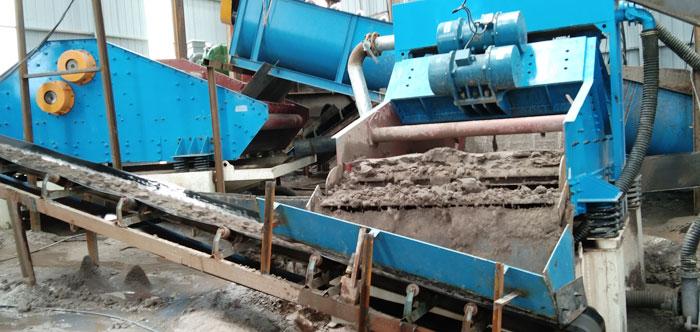 时产50吨的石英石细沙回收机哪里可以买到?贵吗?