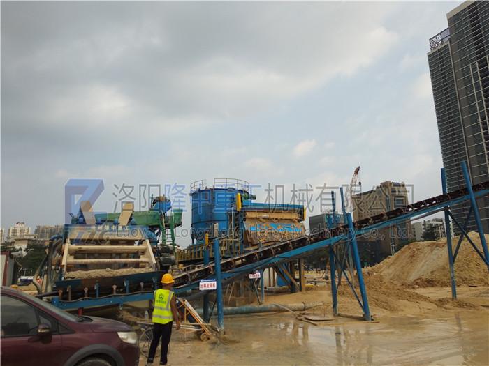 河南小型细沙回收机设备厂家推荐,价格多少?
