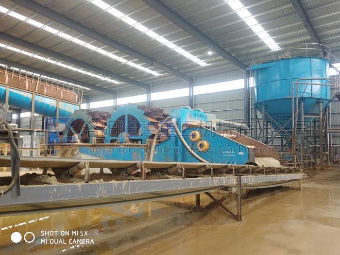 时产100吨砂石生产线配置、价格,专业厂家是哪家