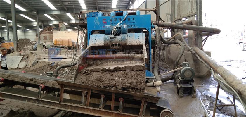 一套时产150吨的河卵石制砂生产线要多少钱?