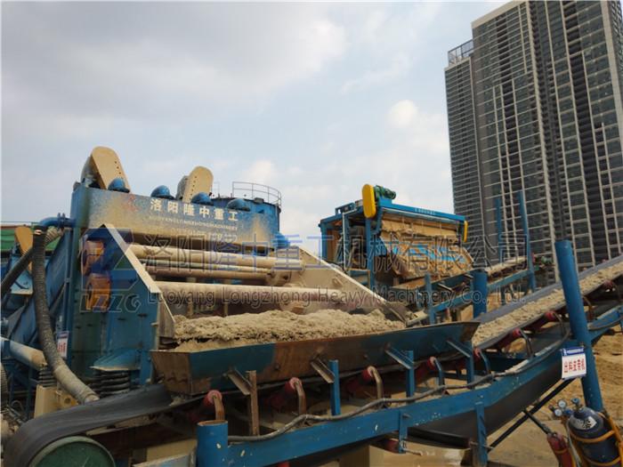 生产机制砂所用到的细沙回收机设备,价格高吗