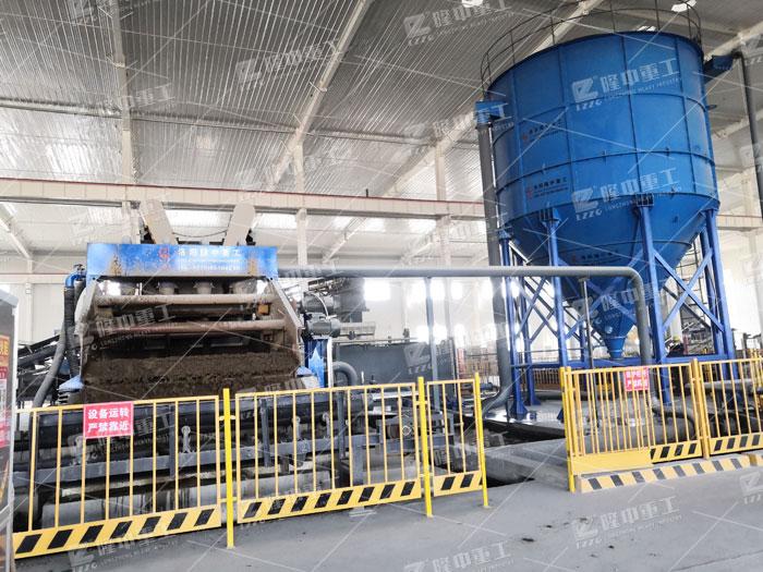时产100吨小型移动洗沙机筛洗效果如何?多少钱一台?